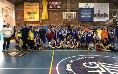VI Torneo Stiga de Baloncesto Adaptado Sant Jordi 2018