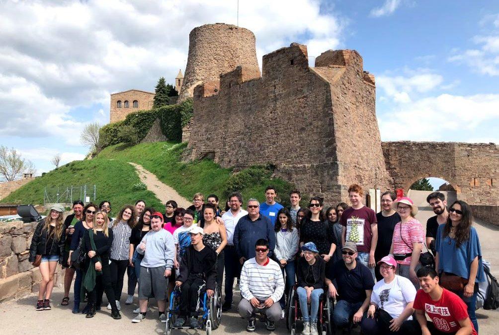 "Segona trobada a Barcelona del projecte europeu d'Erasmus ""Gentle Teaching Experience"""