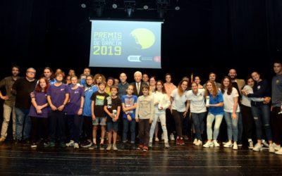 La Secció Esportiva acidH premiada als XXII Premis Nit de l'Esport