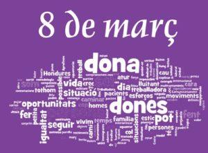 Celebrem el dia de la dona
