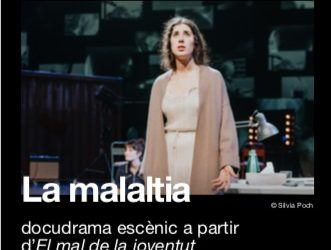 Nova experiència al Teatre LLiure