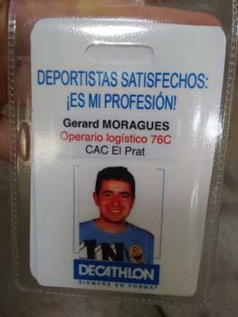 Gerard Decathlon