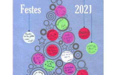 Bones festes i Feliç 2021!!!