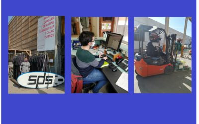 El Servei d'Inserció laboral establece alianzas con diferentes empresas en las prácticas de los Jóvenes del Programa Singulars.