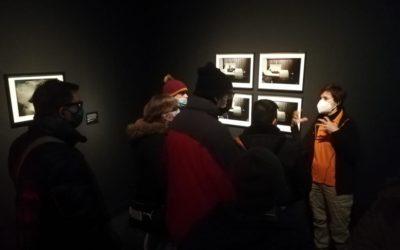 Visita a la exposición VAMPIRS. L'Evolució del mite