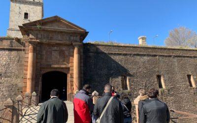 Visita guiada al Castell de Montjuïc