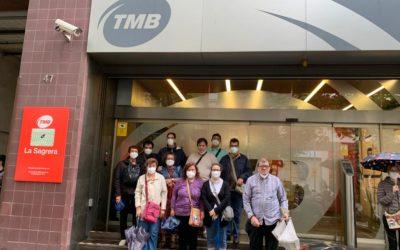 Visitem el CCM (centre de control del metro)
