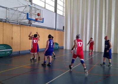 Activitat de bàsquet