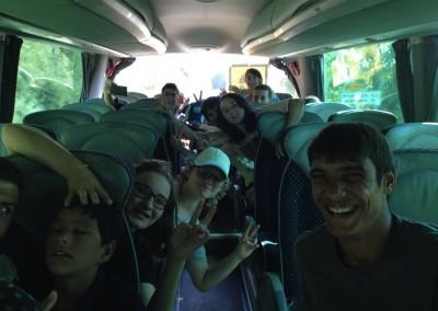 Excursió en autocar