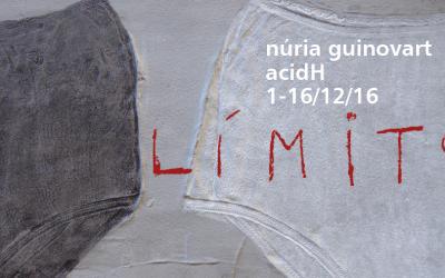 """Núria Guinovart: Exposició """"Límits?"""" a la Sala d'art Setba Eixample"""