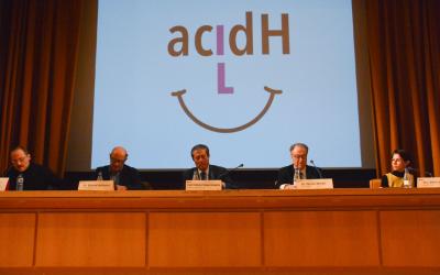 La importància de l'educació i el desenvolupament humà, a l'acte anual de l'acidH