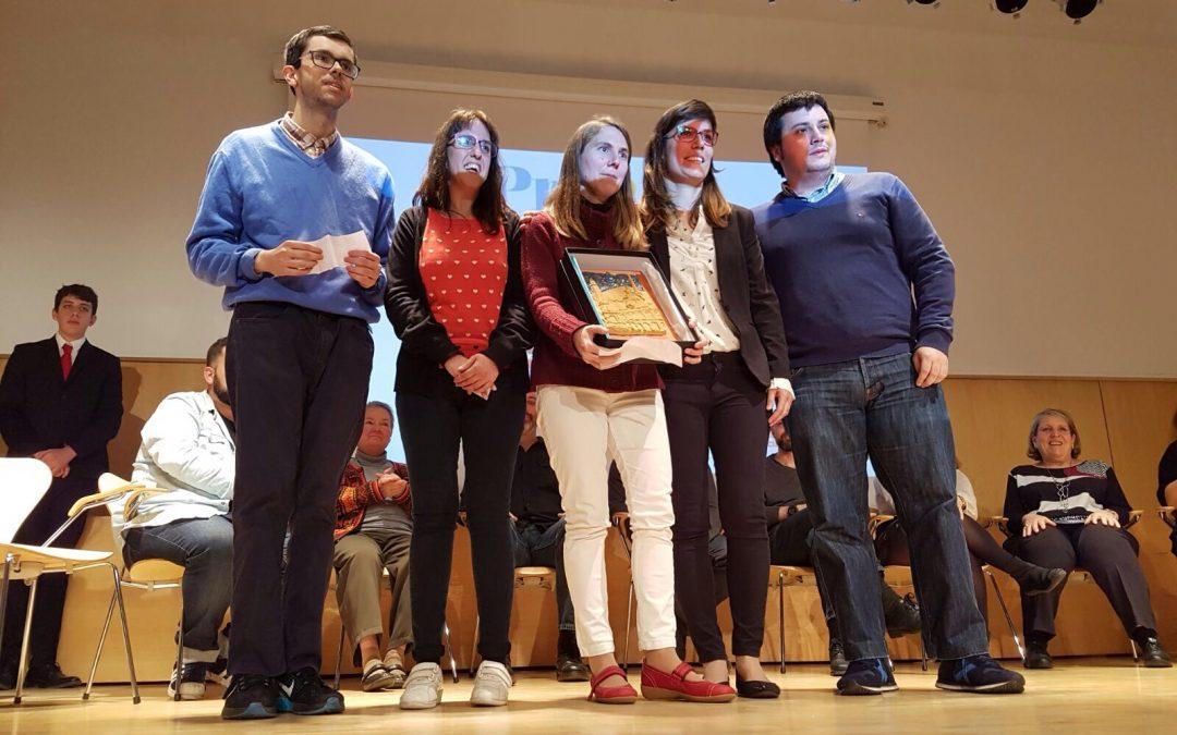 L'Escola d'Adults de l'acidH recull el Premi Vila de Gràcia a la millor iniciativa pedagògica
