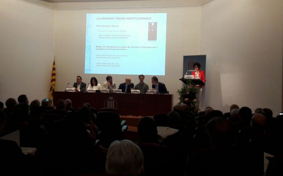L'acidH guanya el premi Joaquim Bonal-projectes de solidaritat