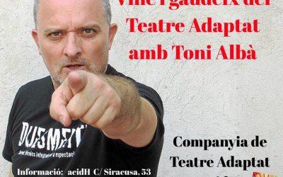 En marcha la Companyia de Teatre Adaptat acidH
