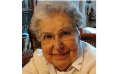 L'acidH, de dol per la mort de la seva presidenta honorífica i fundadora Montserrat Baró