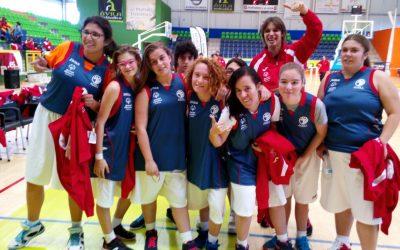 La selecció catalana, amb 7 representants de l'acidH, campiona d'Espanya de bàsquet femení per a persones amb discapacitat intel·lectual