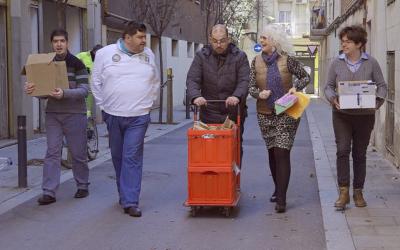 "El PA PE artesanal d'acidH, al programa ""España Directo"" de TVE1"