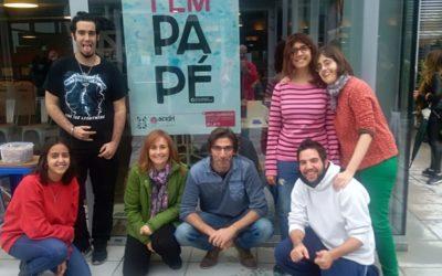 Taller de PA PE reciclat a la diada solidària HP Charity Day