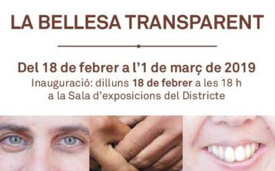 """Exposició """"La bellesa transparent"""""""