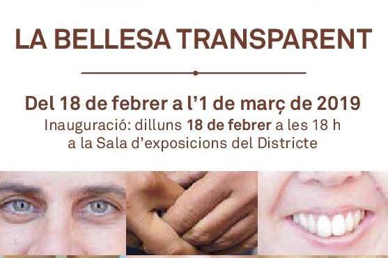 """Exposición """"La belleza transparente"""""""