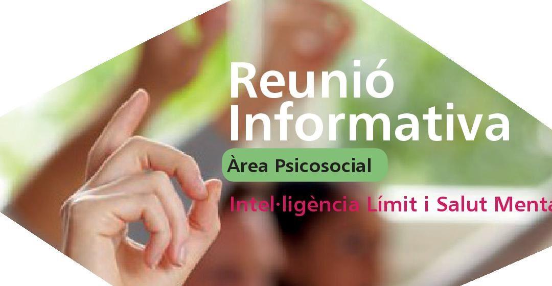 Reunión informativa. Area psicosocial acidH