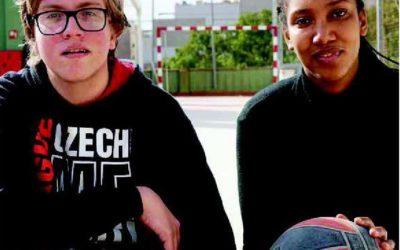 Entrevista a Paola y Albert, del equipo de Basquet Lluïsos de Gràcia-acidH