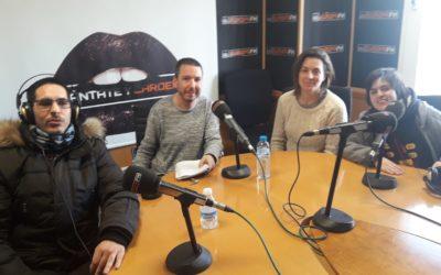 Iniciem col·laboració al programa Nits de Ràdio d'Onda Cero
