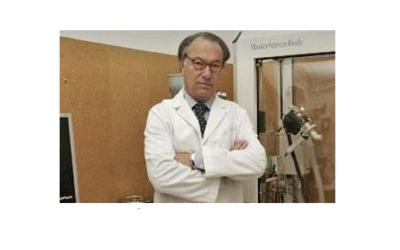 El Dr. Ferran Morell preparat per 3 mesos de confinament