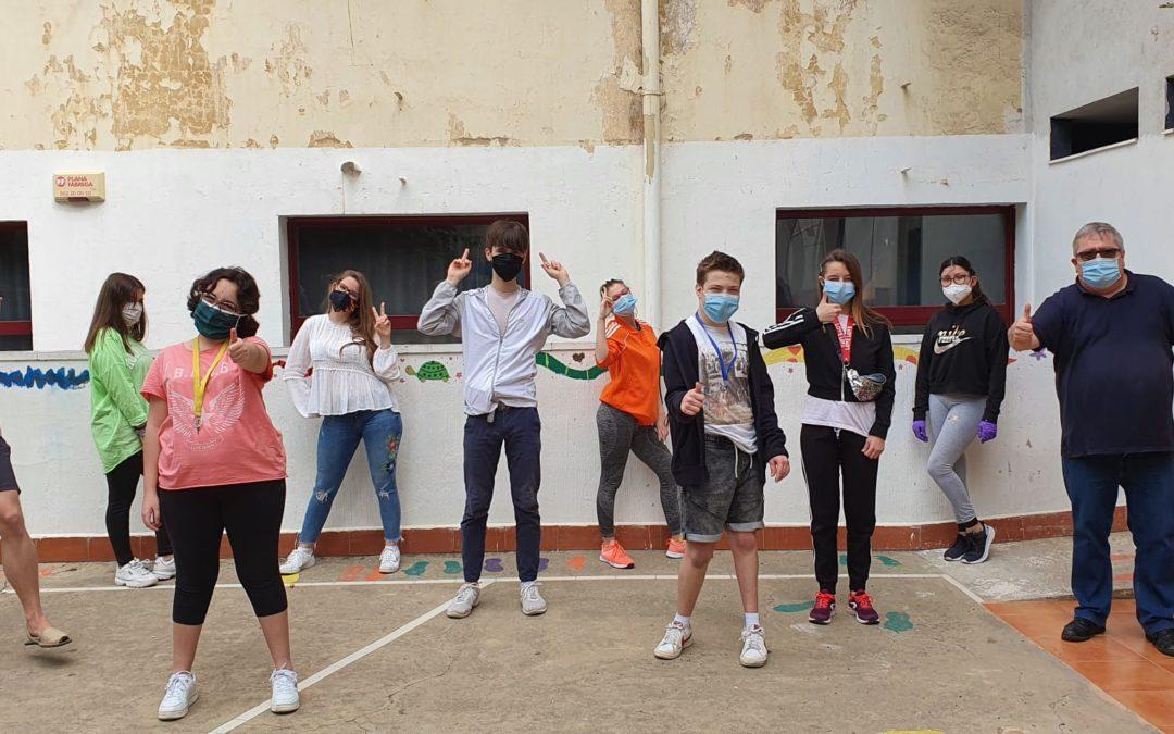 Desescalada a l'Escola de Vida Montserrat – ESO