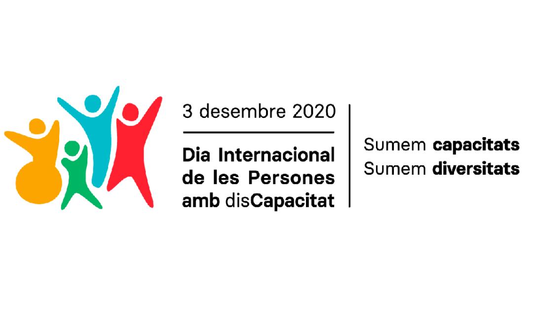 Manifest Dia Internacional de les Persones amb Discapacitat