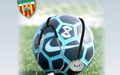 """ARTICLE: """"El Galens. Història d'un club de futbol format per metges"""""""