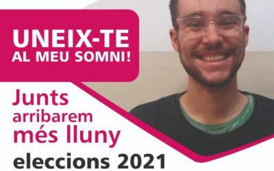CAMPANYA CANDIDATURA | Sóc en Miquel Serra Albiac (acidH) | Eleccions Consell Rector IMPD
