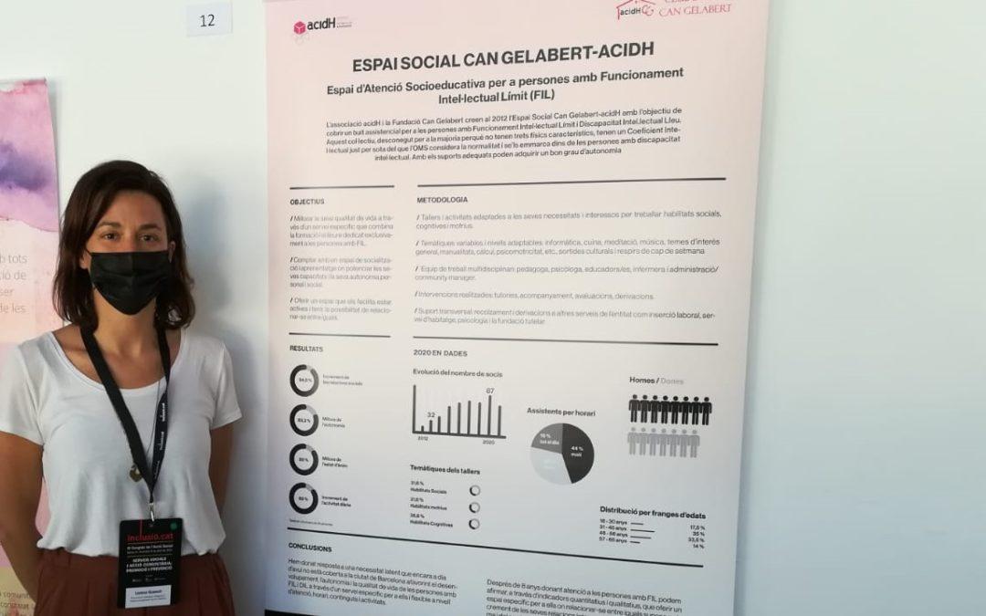 L'Espai Social acidH participa al III Congrés de l'Acció Social