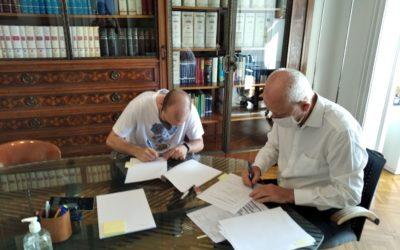 Nova inserció a la Notaria Rubies Tarragona.